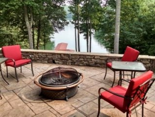 Steeleville:Drive Your Car Right to the Dock! Firepit, Wrap-around Porch. Ping P