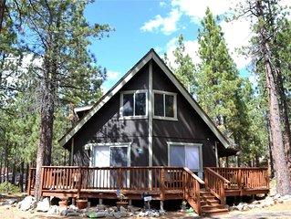 1366 Donner: 3 BR / 2 BA  in South Lake Tahoe, Sleeps 8