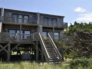 Southwind II: Tastefully decorated condo on Pamlico Sound.