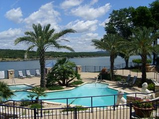 UNIT 1101 WATER VIEW OF MAIN LAKE AND BEAUTIFUL NORTH POOL