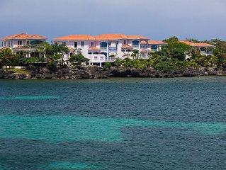 Coral Vista's West End Waterfront with plunge pool Private home