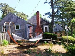 This clean and adorable two bedroom, 1 1/2 bath cottage is the perfect vacation