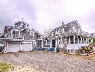 Large 3 BR  Home w/ Private Beach access