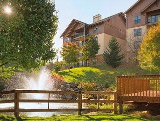 Mountain Getaway – Wyndham Smoky Mountains Resort 2-Bedroom Condo