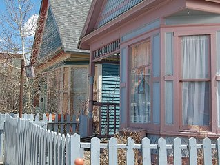 Hopemore House - Adorable Victorian at Leadville 100 start/finish!