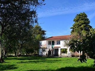 Rustic House near Serra da Lousã and Coimbra