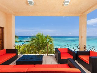 3BR West Bay Beach Luxury Coral Sands unit