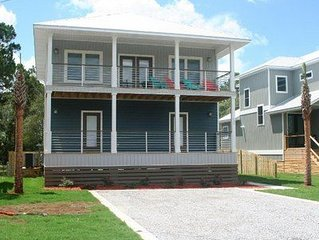 25% OFF SPRING RATES!!Beach house, pet friendly, gulf views, private pool!