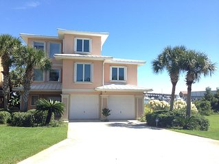 The Sunshine House At Eventide - Beachfront Luxury 1 Mile From Pensacola Beach