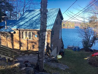 Vacation Home Located on North Pond Near Sunday River Ski Resort