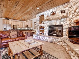 Beautiful 2BR/2.5BA Timber Wolf Condo by Canyons at Park City, Gourmet Kitchen,