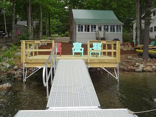 Sit Back, Relax, And Enjoy The Lake At The Sebago Oasis
