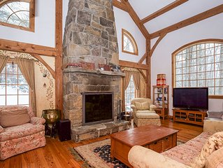 Stratton - Spectacular Timberframe Home - July 4th Still Available