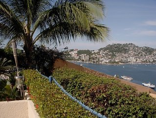 Your Own Paradise Overlooking Acapulco Bay