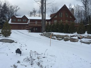 Spacious and Private Singlefamily Retreat, Bretton Woods, Wifi, Shuttle