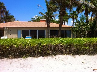 One-of-a-kind home right on the gulf of Mexi