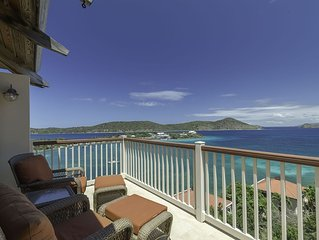Top fl. luxury,no steps, great views. Lower $ available for longer stays. B20