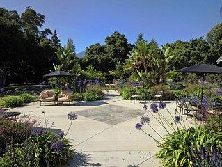 1.6 acres of family fun in Montecito near beach: Jameson Retreat