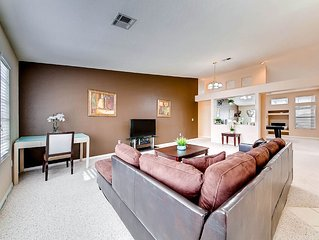 Four Bedroom Home Only 10 Minutes to the Strip!
