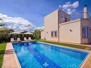 Villa Rest, a new 3-bedroom Villa with a private pool