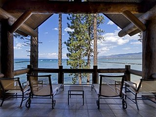 Luxury Lakefront Townhome - spectacular views, outdoor pool, hot tub & more!: S