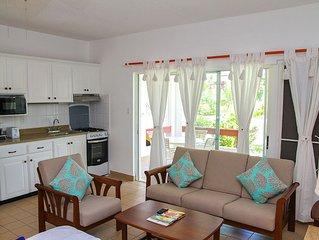 Beachfront Oasis On Dickenson Bay *Antigua Village