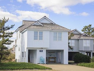 Liv4 Summer II: Beautiful home overlooking the golf course in Nags Head