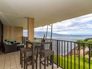 Luxury Oceanfront Condo with Stunning Views and Fantastic Reviews