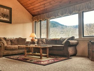 Magnificent Loon Mountain Condo Retreat With Amazing Views At Village Of Loon