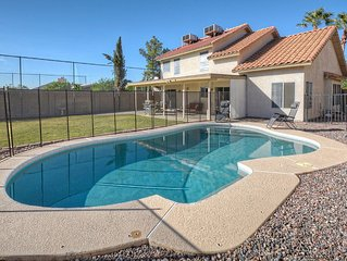 Gorgeous Home on Painted Mountain Golf Course; Option to Heat Private Pool