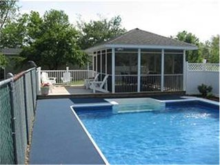 Great family home with private pool -33418