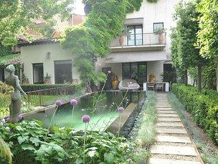 The perfect Florentine urban oasis