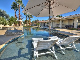 Large Property With Private Pool and Spa !