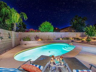 Gorgeous Home in East Mesa; Pool with Option to Heat; Lovely Setting