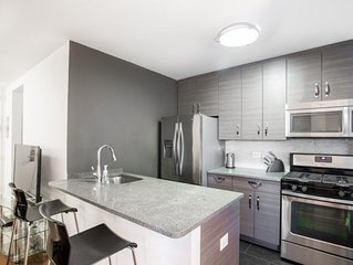 HomeSuite: Beautiful 1-Bedroom Located on E 34th St , New York