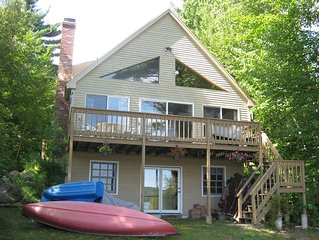 Charming 4BR / 2BA Waterfront Vacation Rental with Tons of Character!