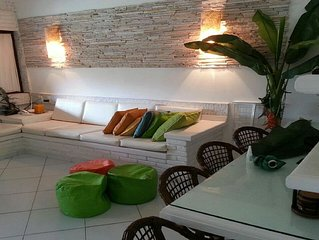 Apart hotel on the beach Geriba !!