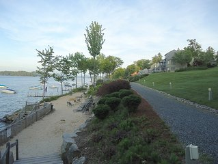 Samoset Resort on Lake Winnipesaukee