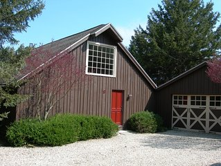 Renovated Bull Barn in Salisbury