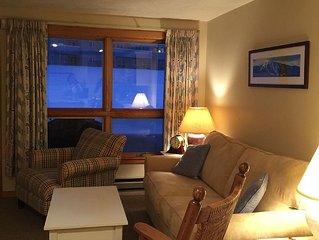 Cozy 1 bedroom Snowbrook Condo