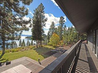 Villa Bella, Luxury Getaway with Incredible Lake Views