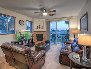 Superstition Lakes 3 BR Condo, Gorgeous Views, Convenient Location
