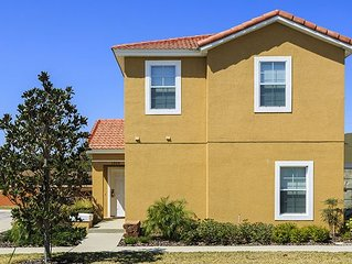 Bella Vida - Kissimmee 4BED, 3BTH Townhome - BLV105