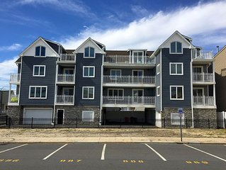 4 Br. Ocean View Townhomes STEPS TO THE BEACH