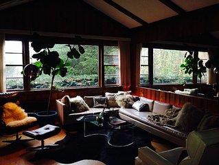 Serene, Eclectic, Stylish, Comfortable, Relaxing & Inspirational Rustic Retreat