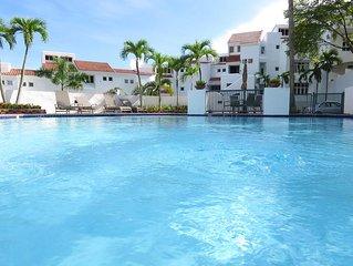 Fun & Memorable Vacation in Caribbean Paradise at Wyndham Rio Mar Beach Resort