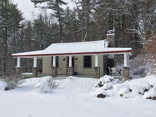 'The Lehigh Cottage' in Historic Stoddartsville- Cable/wifi - Minutes to skiing