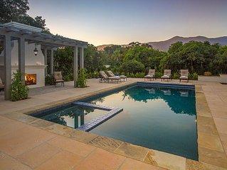 Villa Monte Sereno - Scenic and Serene in Montecito