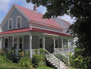 Kingfield Farm House