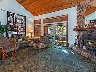 Pleasant two bedroom plus loft, three bathroom mountain condo, Winterset #02, I